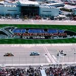 Las Vegas Motor Speedway // Point Source