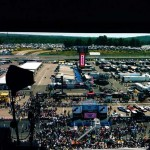 New Hampshire Motor Speedway // Point Source